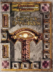 Dungeons & Dragons 3.5 Expanded Psionics Handbook