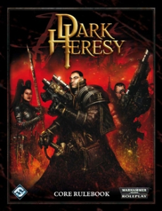 Dark Heresy, the Warhammer 40,000 RPG