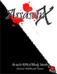AssassinX - The RPG of Bloody Murder