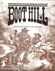 Boot Hill 2nd Edition