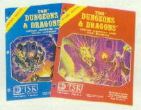 Dungeons & Dragons, 1981 Edition