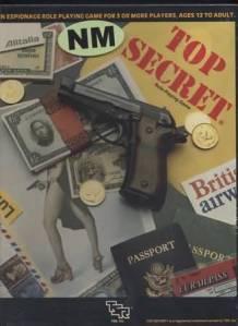 Top Secret, 1st Edition