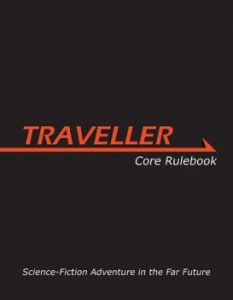 Traveller - the latest edition from Mongoose