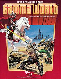 Gamma World 2nd Edition