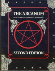 Arcanum Second Edition
