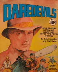 FGU's DareDevils. Two Fisted Tales from the Thirties.