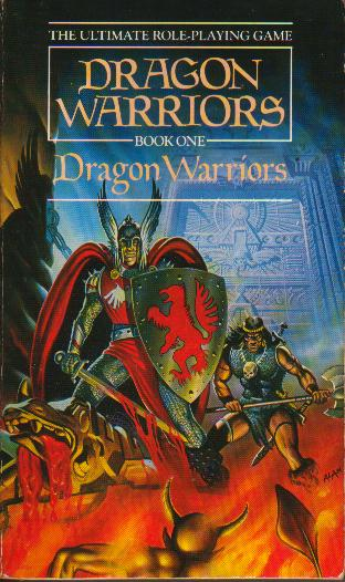 Dragon Warriors Book 1