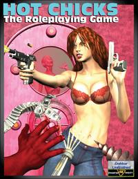 Hot Chicks the RPG