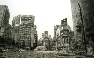 Post Apocalyptic Ruins