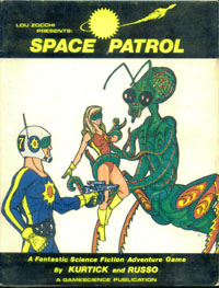 Space Patrol from GameScience