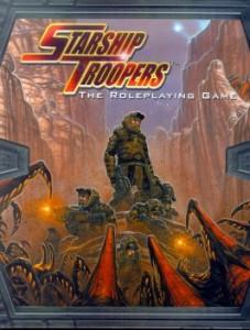 Mongoose Publishing's Starship Troopers RPG