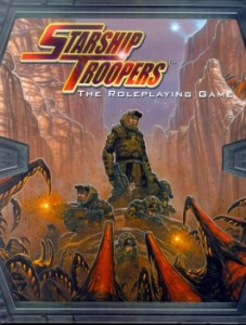 Mongoose Publishing's Starship Troopers RPG
