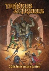 Ken St. Andre's Tunnels & Trolls