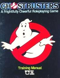 WEG's Ghostbusters RPG