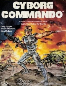 New Infinities Productions' Cyborg Commando