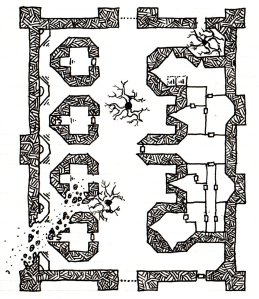 The Necromancer's Garden - Surface Level