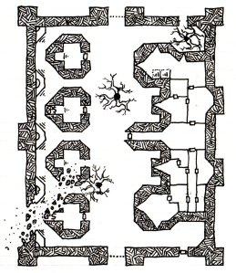 The Necromancer's Garden - A Set of 5 Maps
