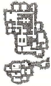 Necromancer's Garden - The Dungeons