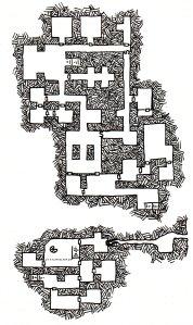 Necromancer's Garden - The Dungeons
