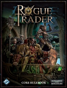 Rogue Trader from Fantasy Flight Games