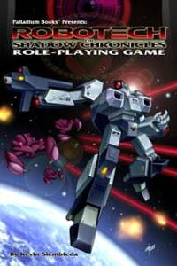 Palladium's Robotech - The Shadow Chronicles