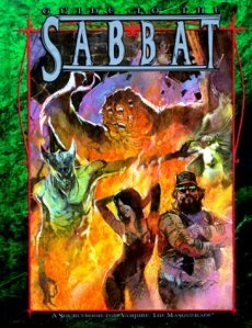 White Wolf's Guide to the Sabbat for Vampire the Masquerade