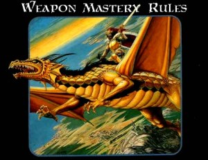 D&D Set 4: Weapon Mastery