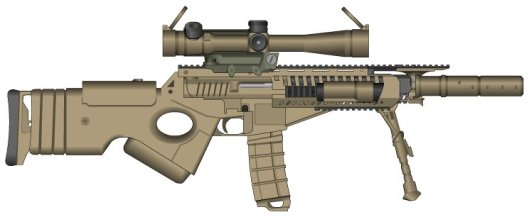 Browning 212 Sniper Edition