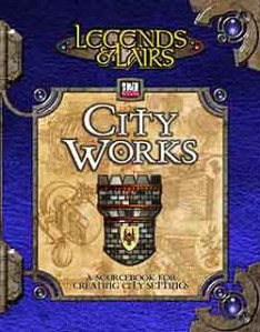City Works from Fantasy Flight Games