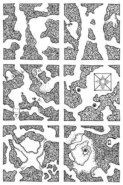 Geomorph Set 4