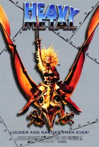 Heavy Metal - the movie