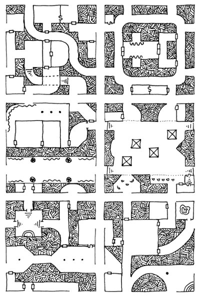 Geomorph Set 5