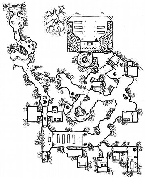 Beneath the Temple