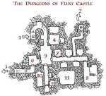 The Dungeons of Flint Castle