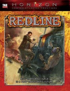 Fantasy Flight Games' Redline