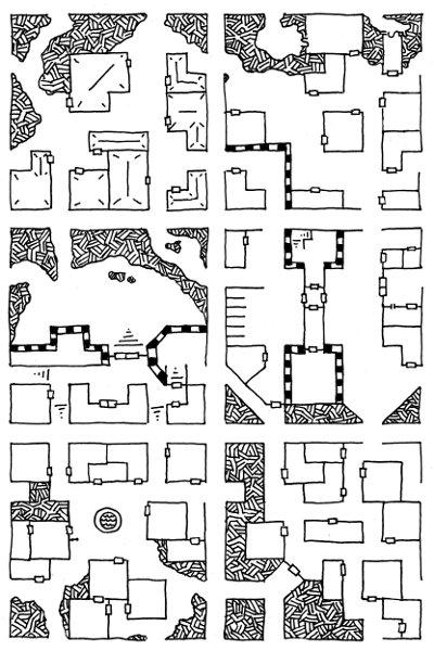 Geomorph Set 6