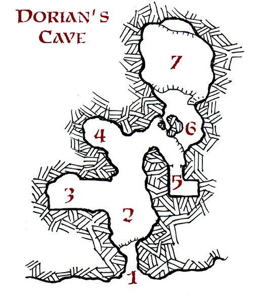 Dorian's Cave