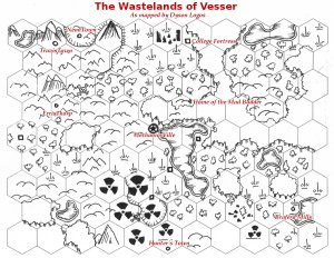 The Wastelands of Vesser