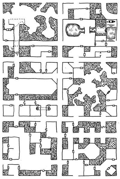 Geomorph Set 11