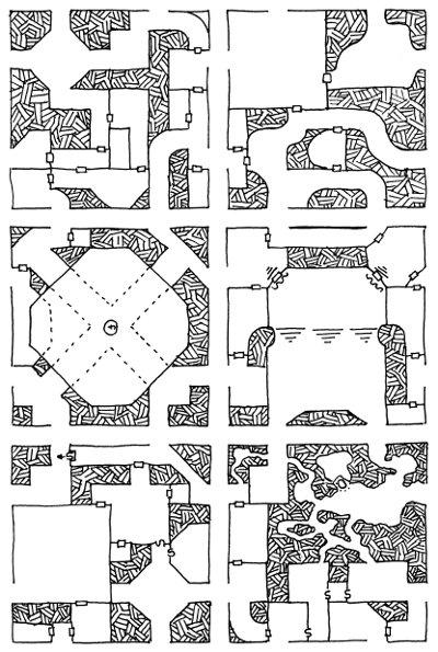 Geomorph Set 12
