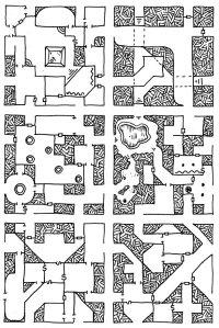 Geomorph Set 13