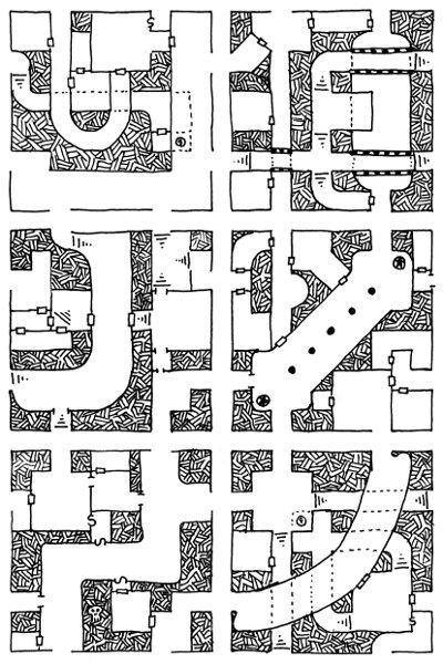 Geomorph Set 14