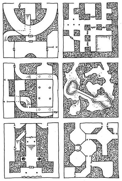 Geomorph Set 17