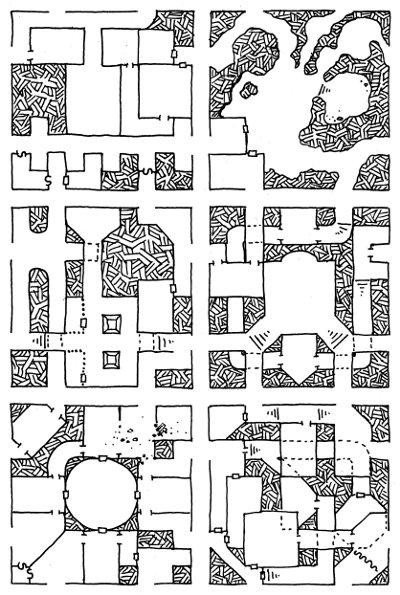 Geomorph Set 8