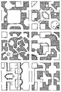 Geomorph Set 9