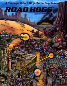 Teenage Mutant Ninja Turtles - Road Hogs