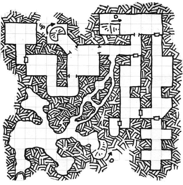 Dyson's Delve - Level 1