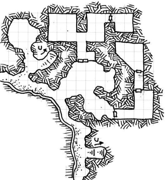 Dyson's Delve - Level 11