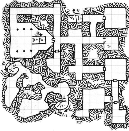 Dyson's Delve - Level 2