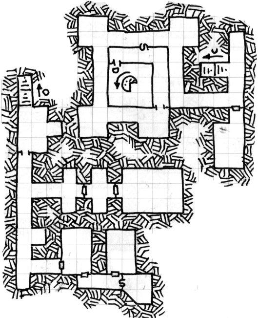 Dyson's Delve - Level 6